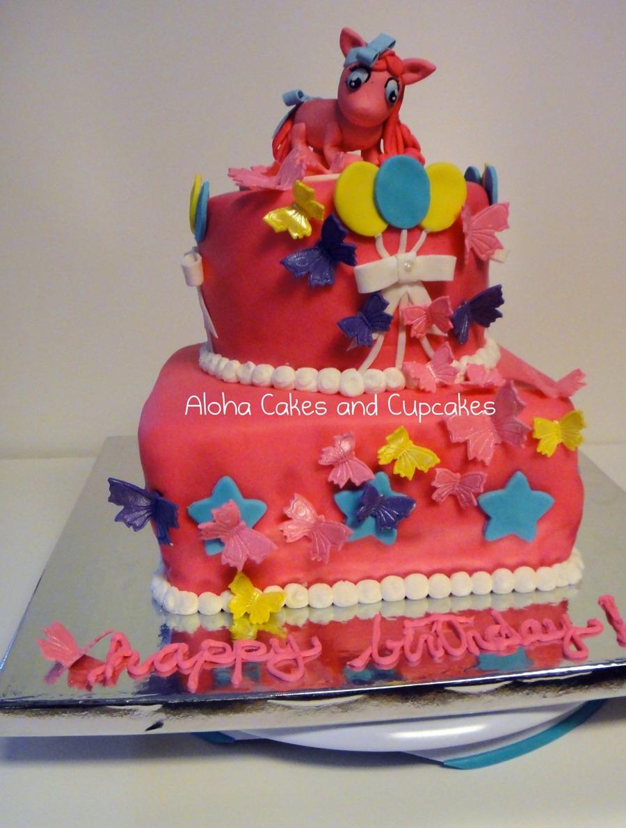 Pinkie Pie Birthday On Cake Central