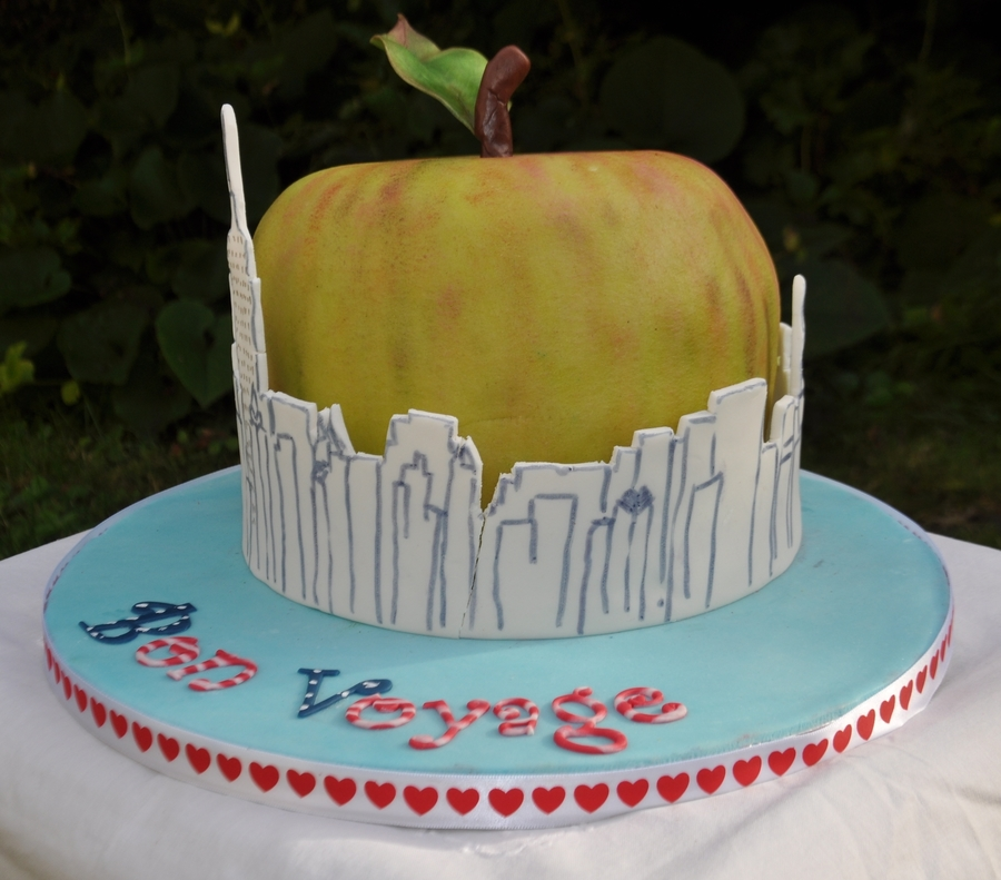 Apple cake with marzipan filling recipe