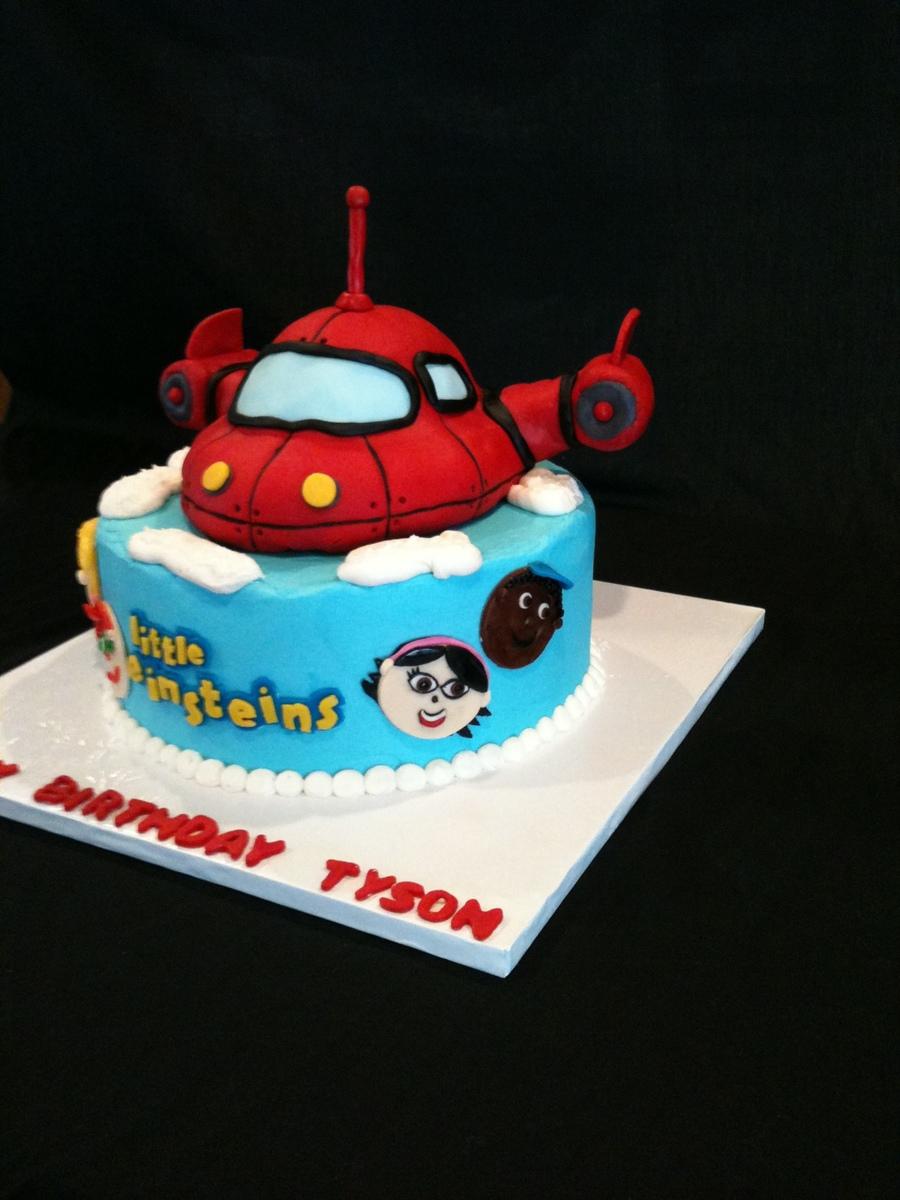 Little Einstein Cakecentral