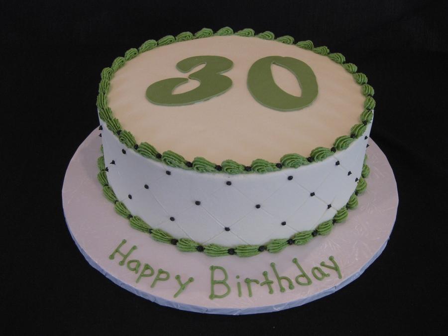 Goblin Birthday Cake