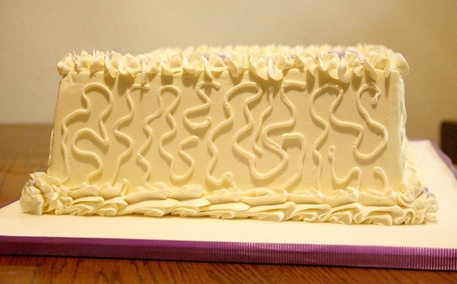My Parent s Anniversary Cake - CakeCentral.com
