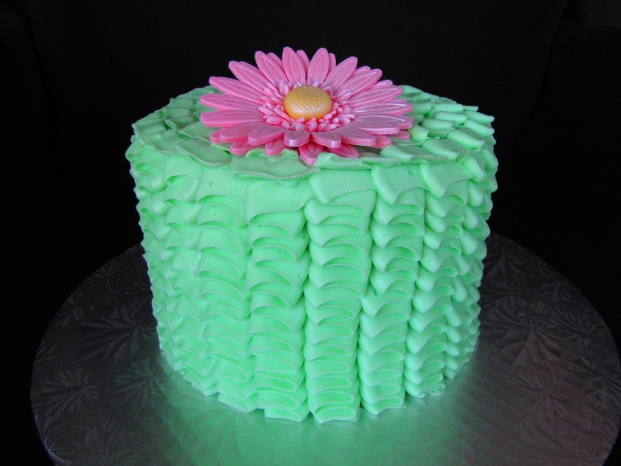 Ruffles on Cake Central