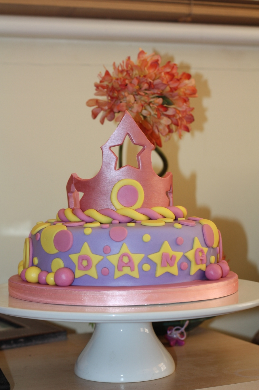 Princess Crown Cake on Cake Central