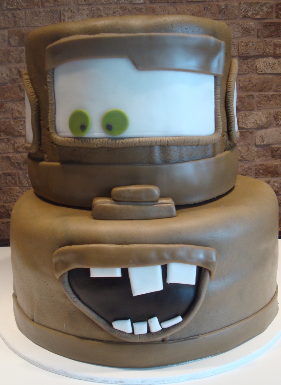 Mater  on Cake Central