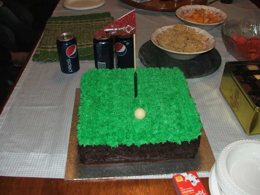 Tee Up! on Cake Central