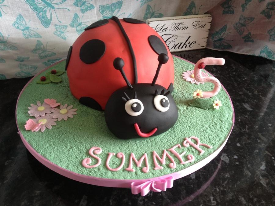 Scd Birthday Cake