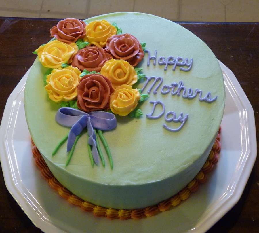 Mothers Day 2011 on Cake Central
