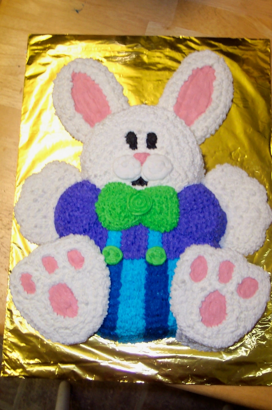 Peter Cotton Tail on Cake Central