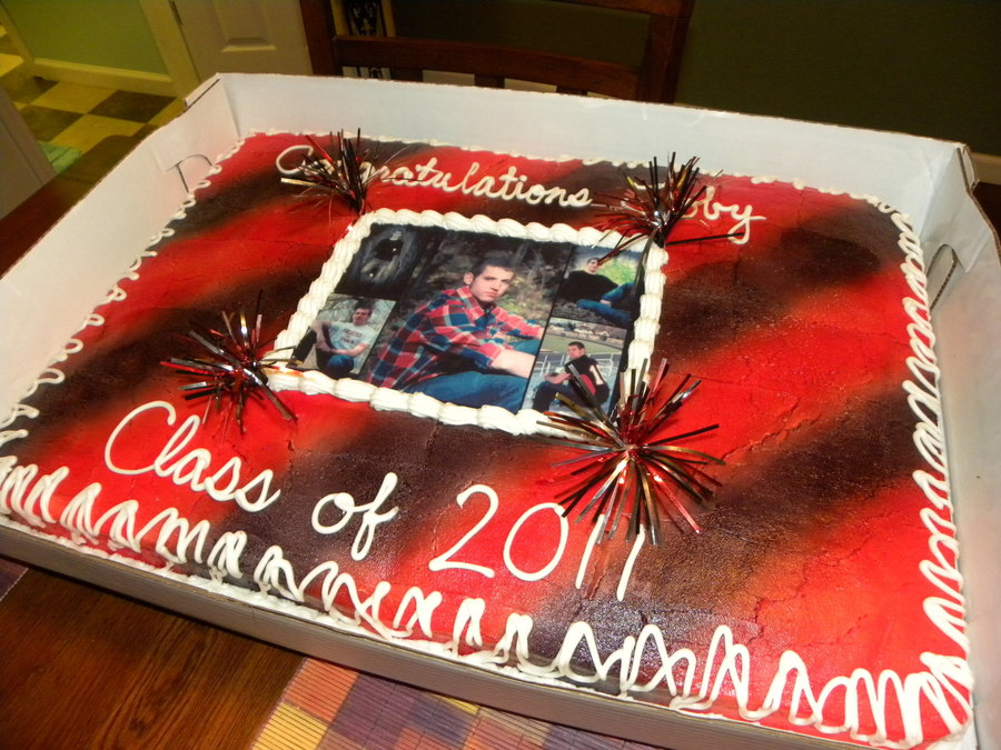 Graduation on Cake Central