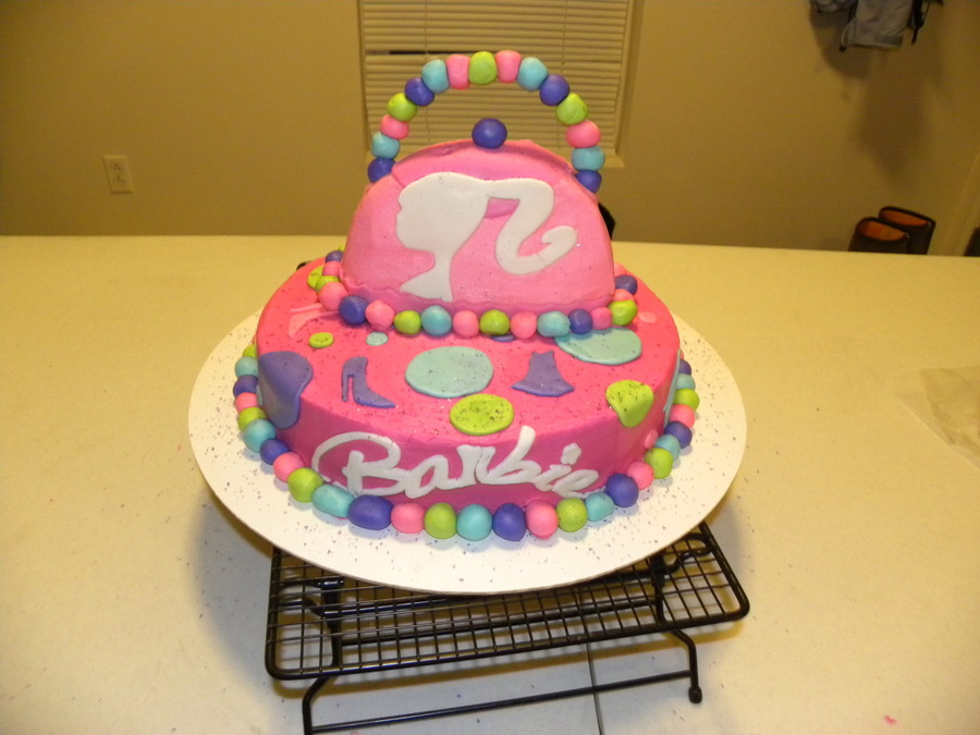 Barbie on Cake Central