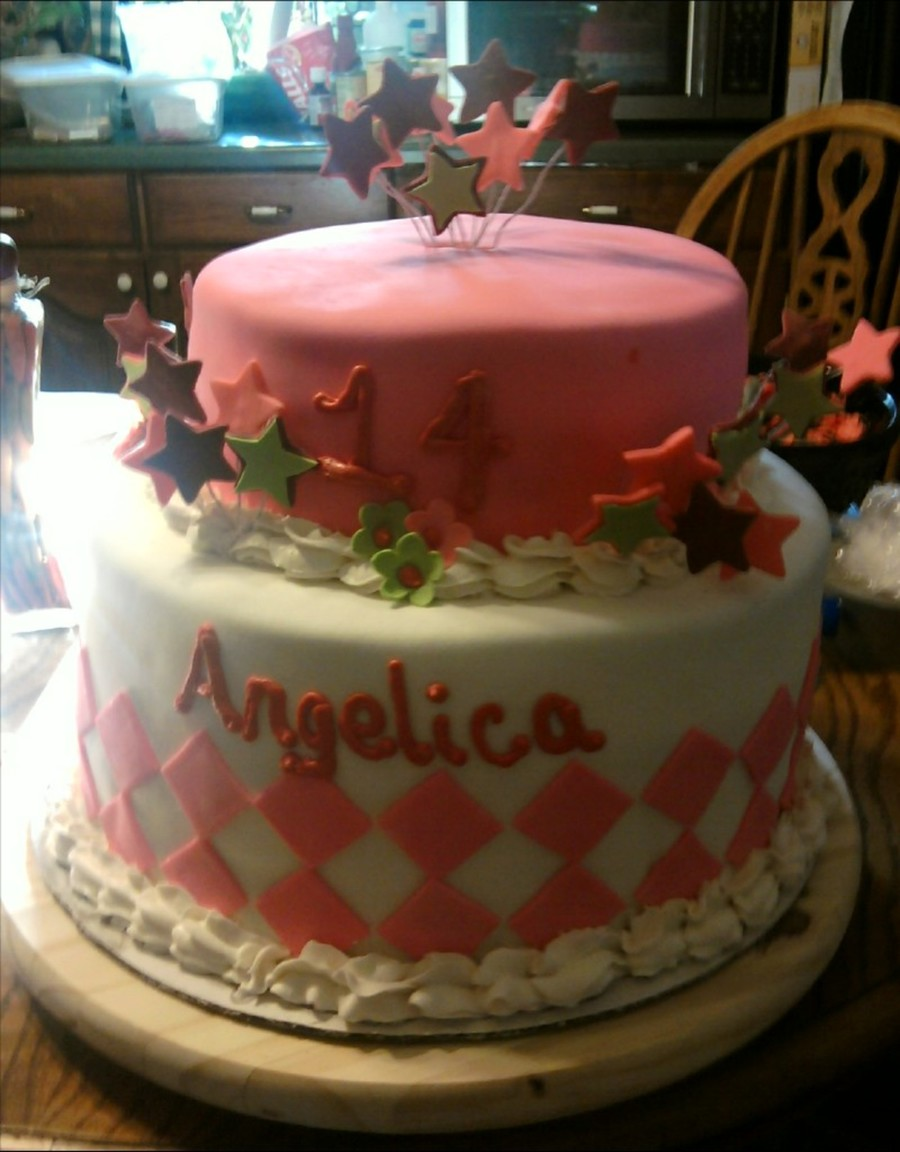 Angelica Cake Recipe