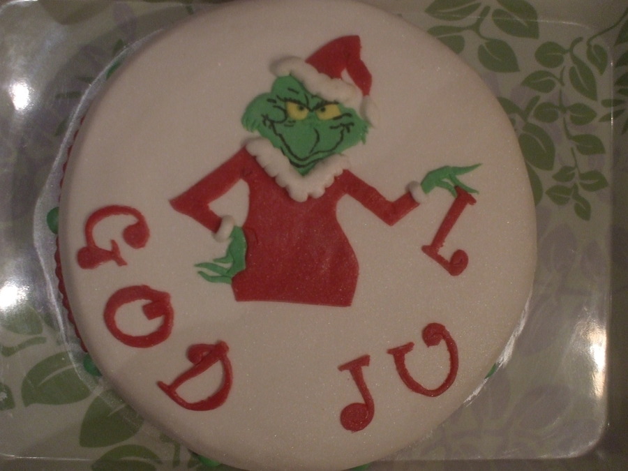 The Grinch on Cake Central