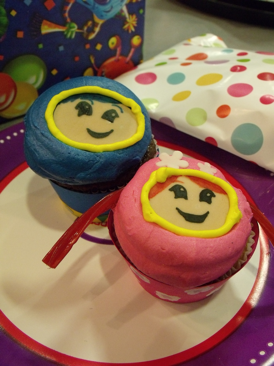 Umizoomi Cupcakes on Cake Central