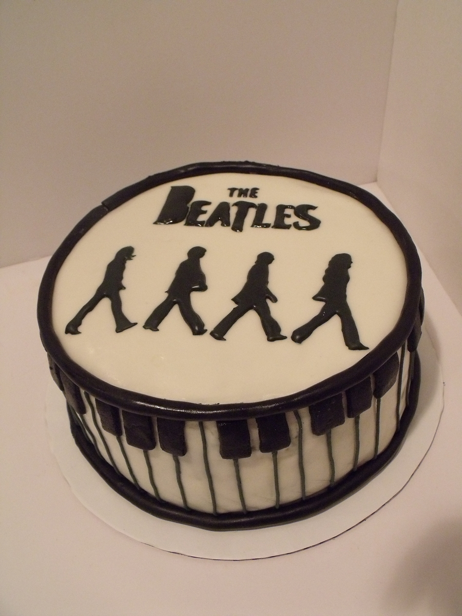 The Beatles on Cake Central