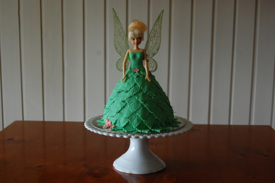 Tinkerbell  on Cake Central