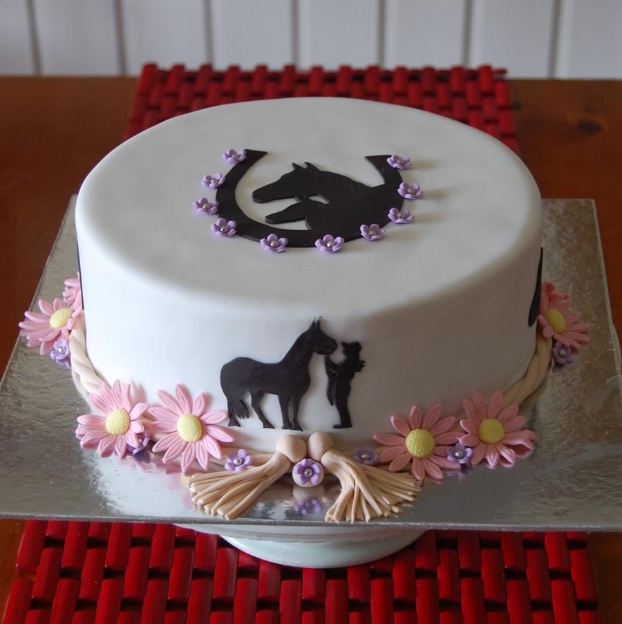 Horse Birthday Cake Pics