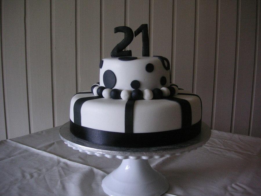 Enjoyable Spots Stripes Cakecentral Com Funny Birthday Cards Online Benoljebrpdamsfinfo