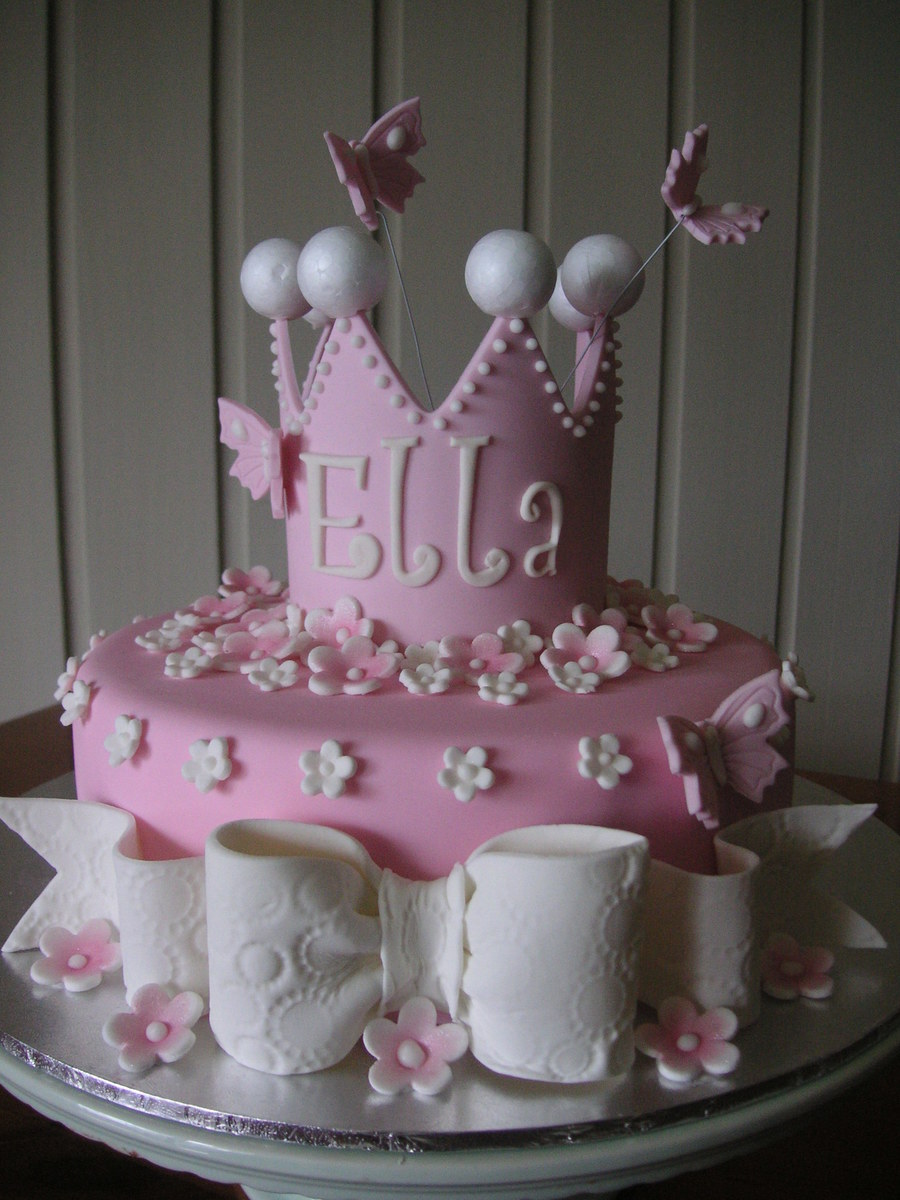 "Princess ""ella"" on Cake Central"