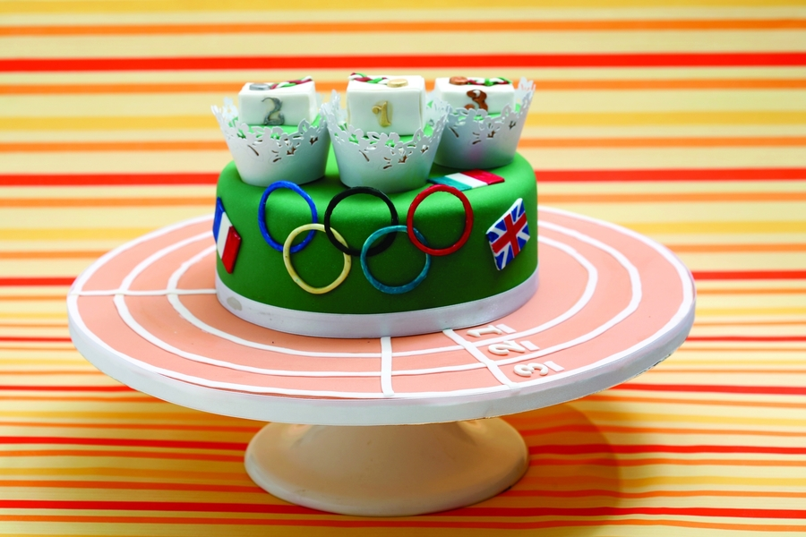 Olympic Games on Cake Central