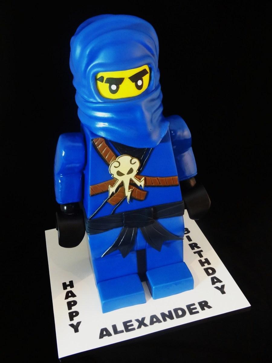 Jay Lego Ninjago Cakecentral Com