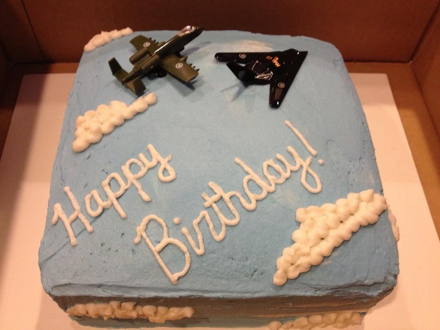 Jet Fighter Cake Cakecentral