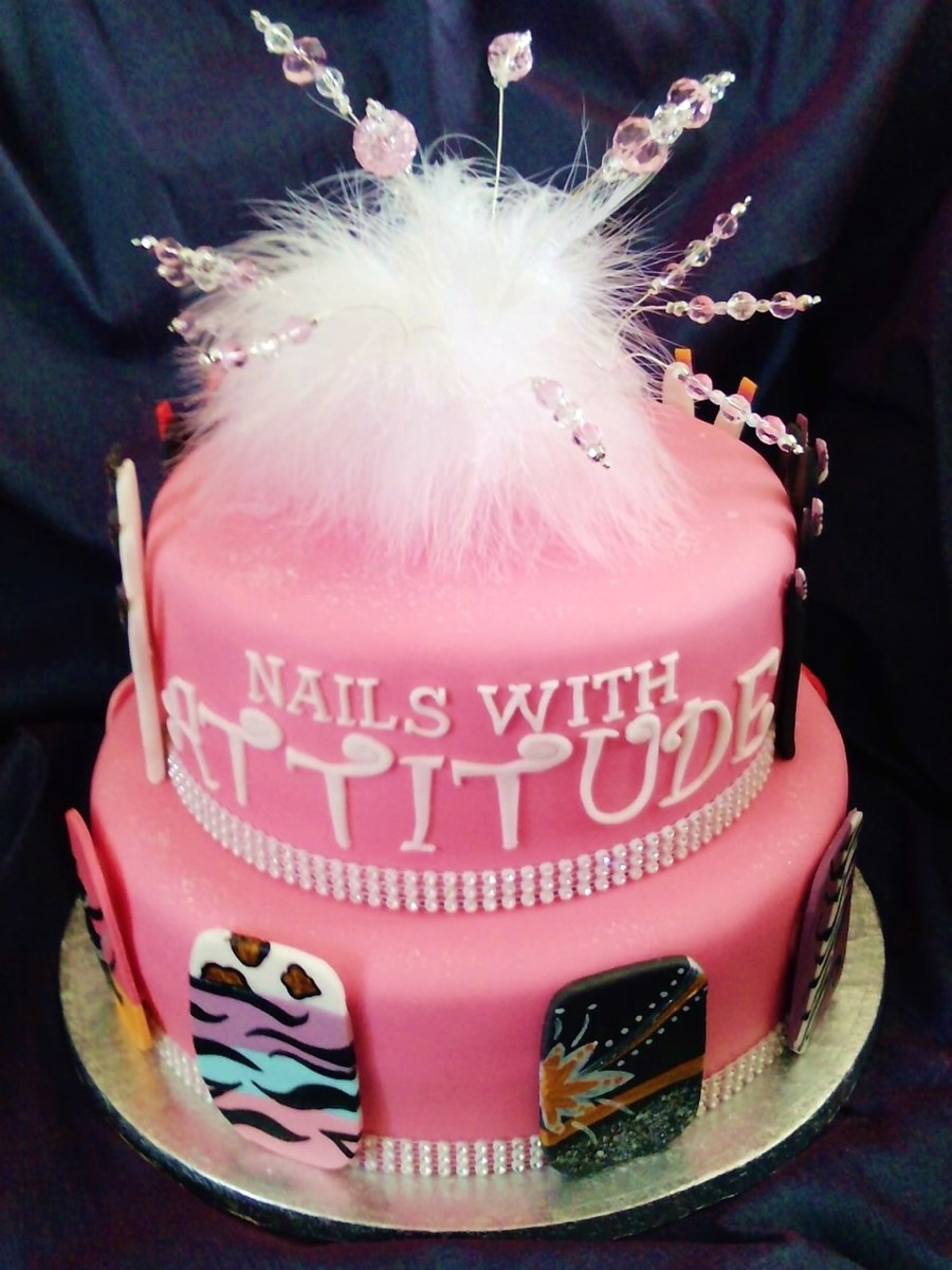 Nail Art Cake Cakecentral