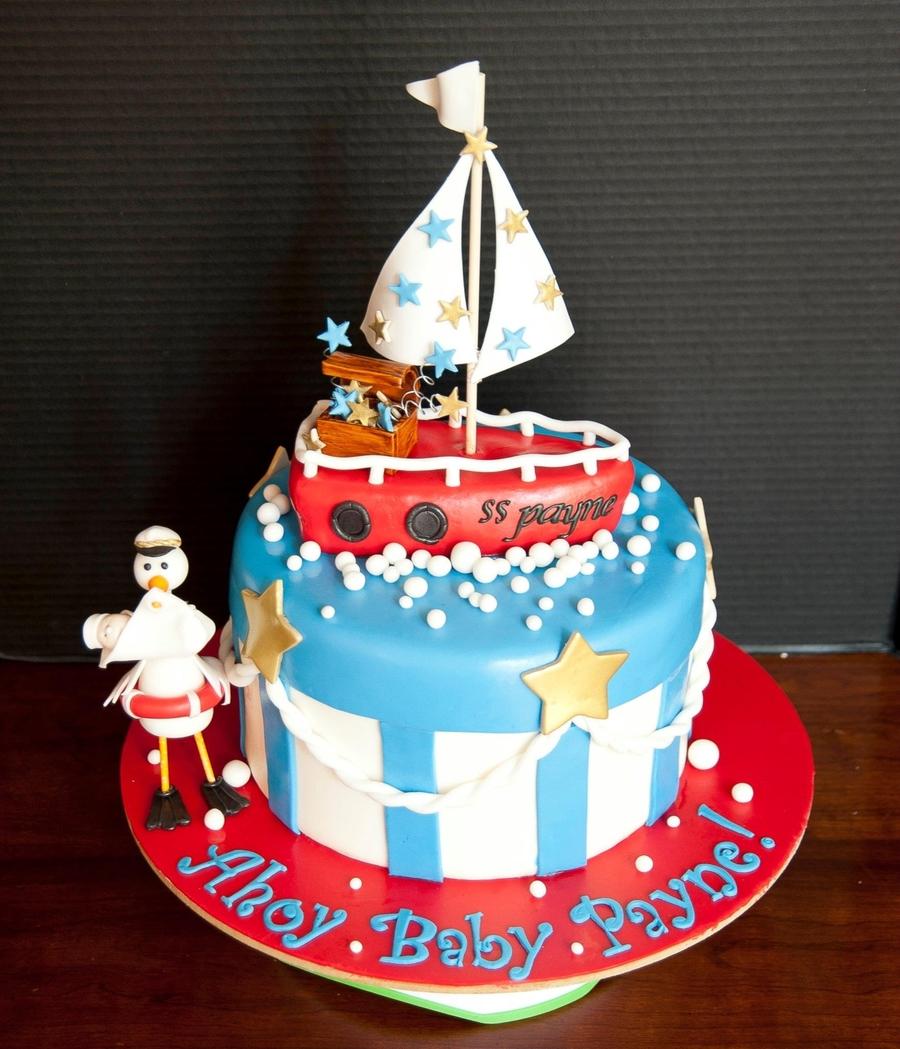 Ahoy There! on Cake Central