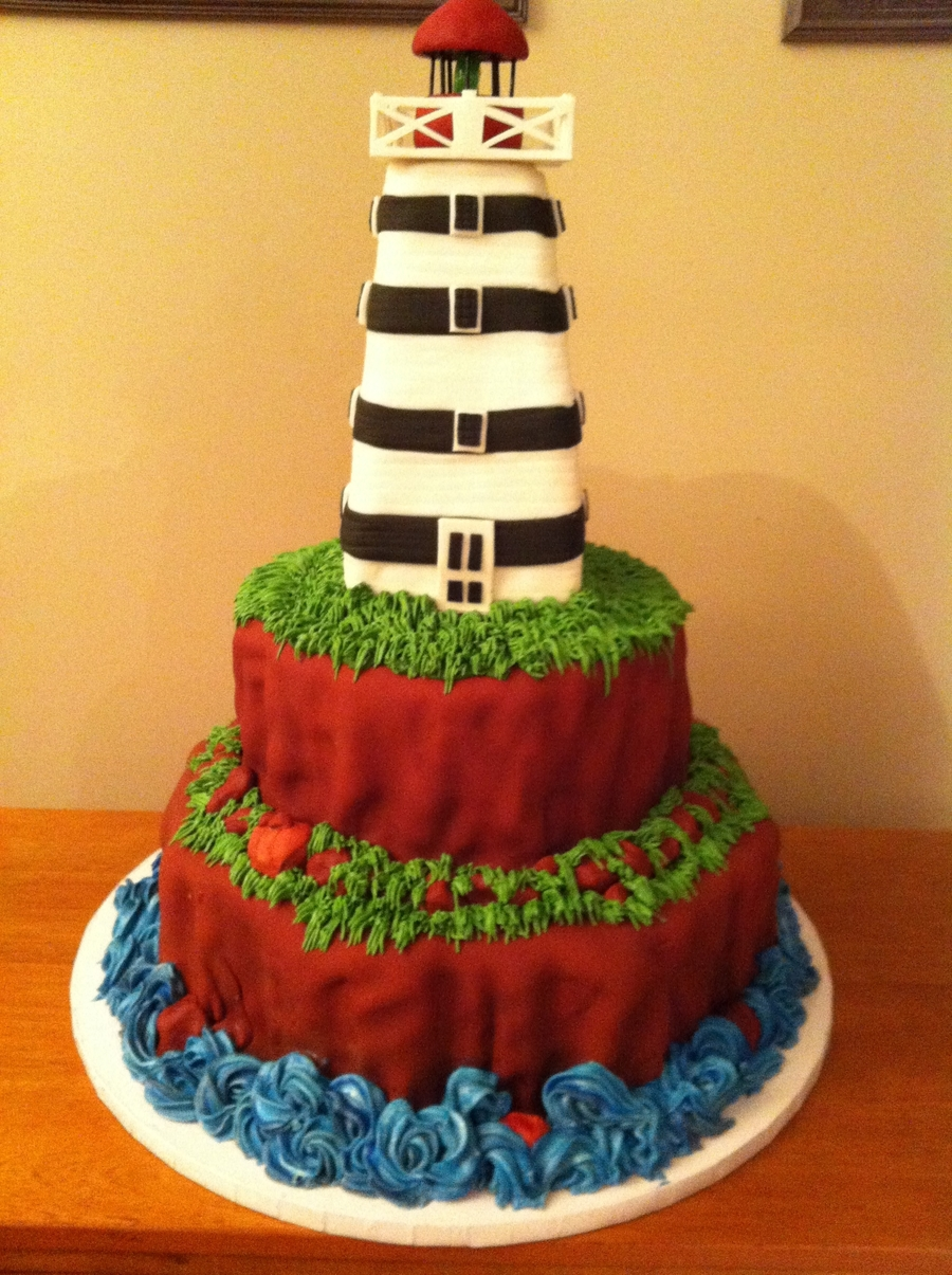 Westpoint Lighthouse Pei on Cake Central