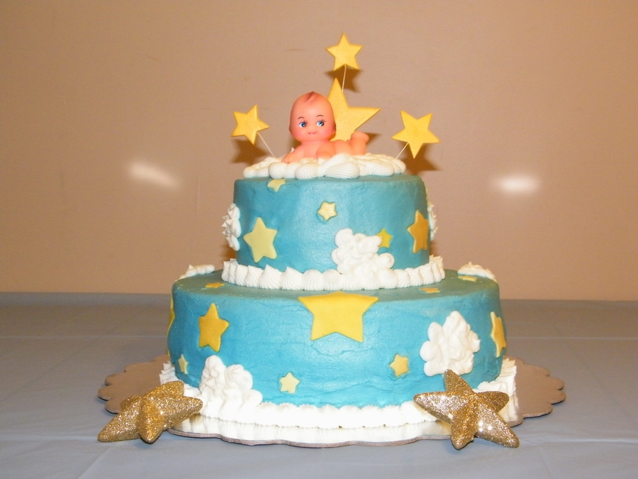 Twinkle Twinkle Little Star on Cake Central