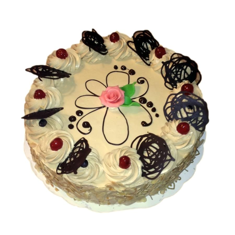 Swedish Mocha Cake Moccatrta CakeCentralcom