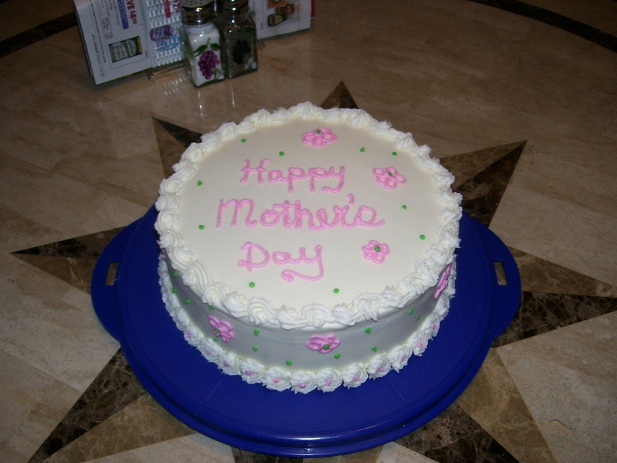 Mother's Day 2012 on Cake Central