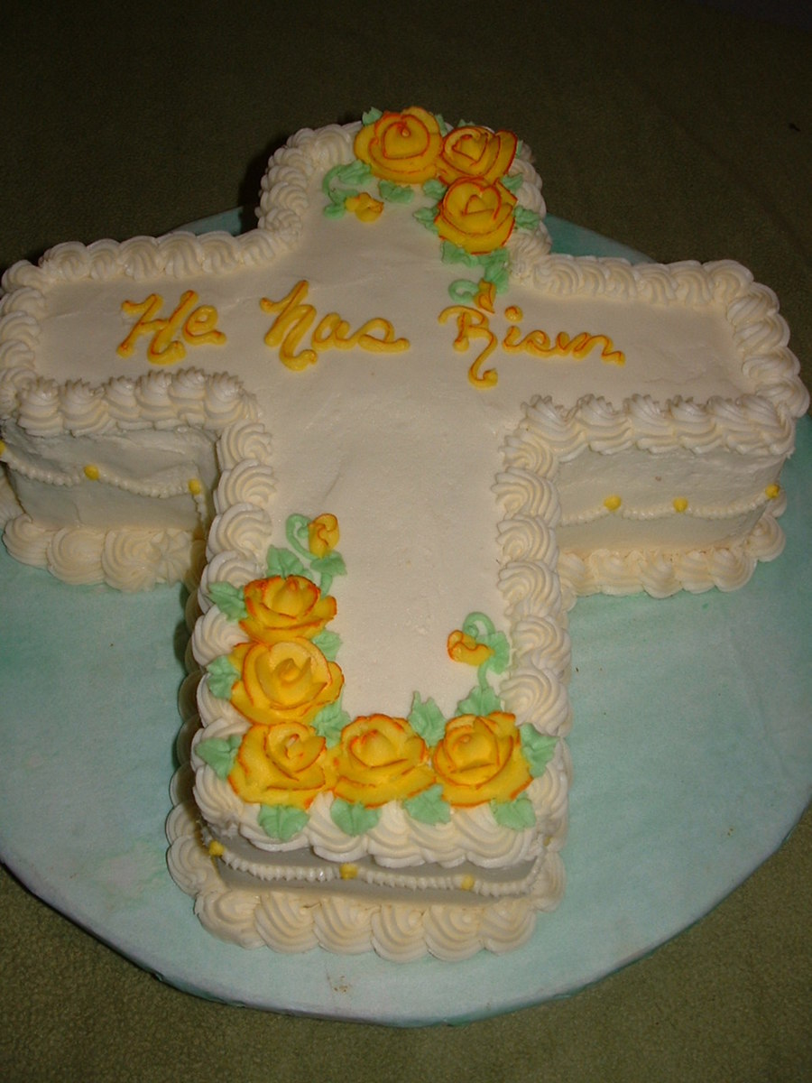 Easter Cake Decorating Recipes