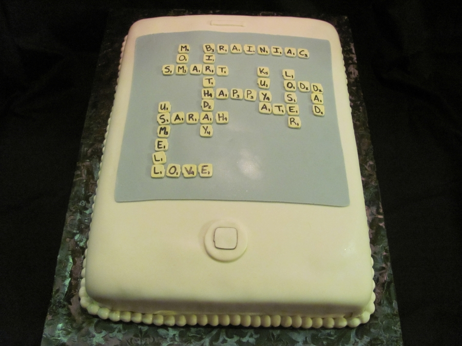 Iphone Birthday Cake  on Cake Central