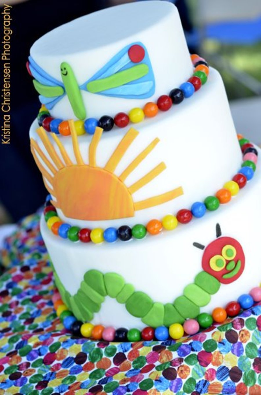 Hungry Caterpillar on Cake Central