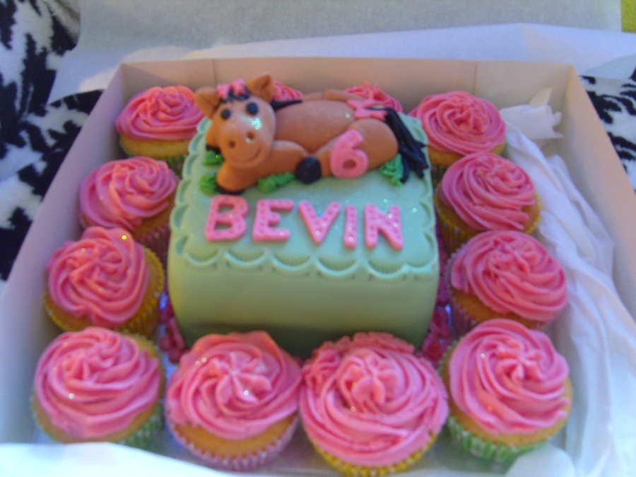 Horsey Theme on Cake Central
