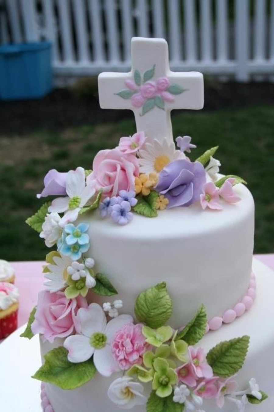 First Holy Communion on Cake Central