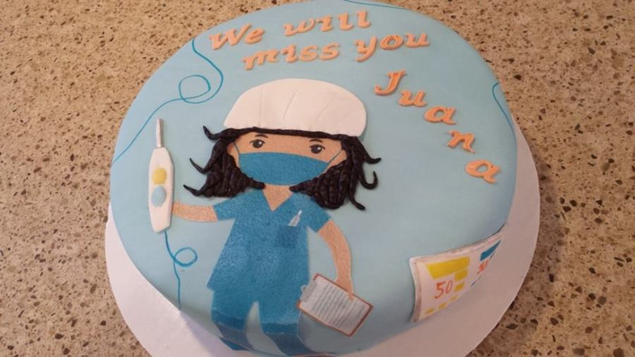 Operating Room Nurse - CakeCentral.com