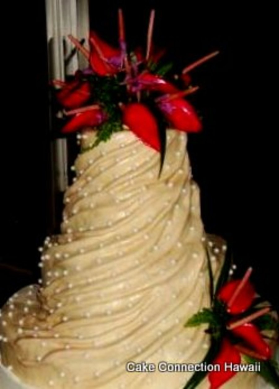 Cake Connection Hawaii on Cake Central