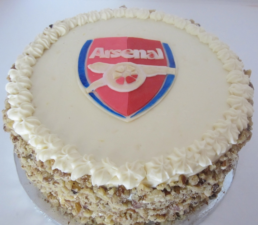 Arsenal Fc Groom's Cake on Cake Central