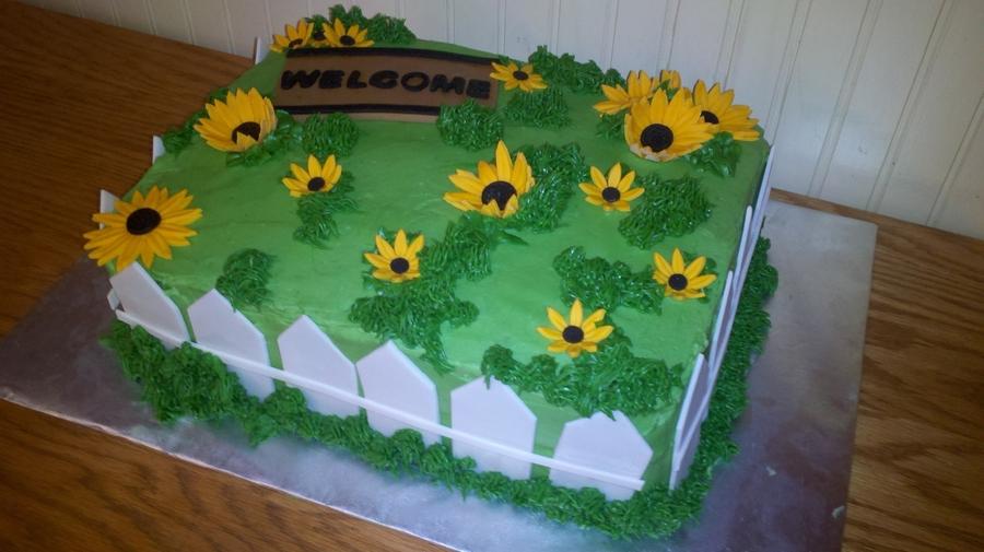 Housewarming Cakes Tutorial