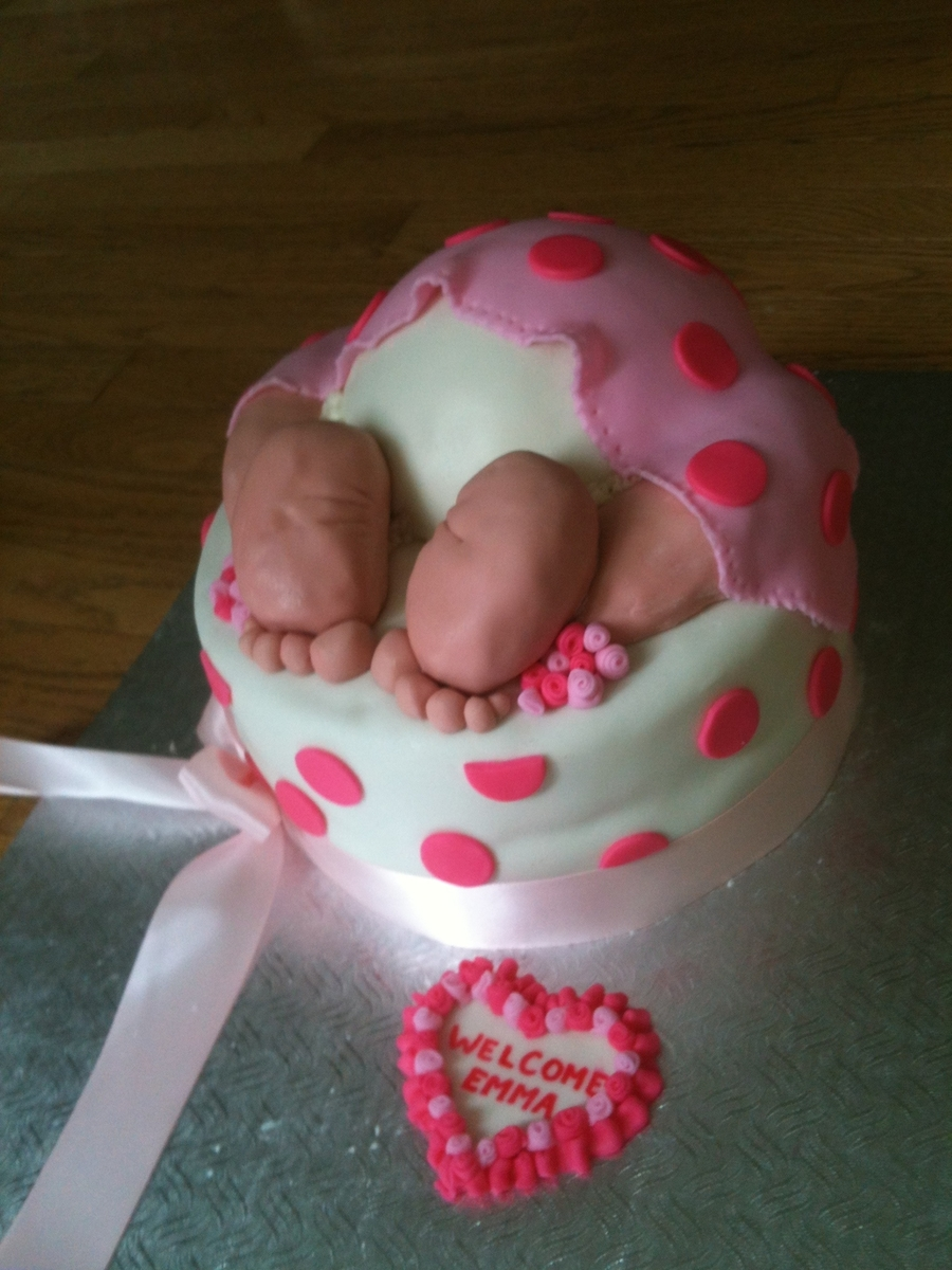 Baby Bum Cake Images