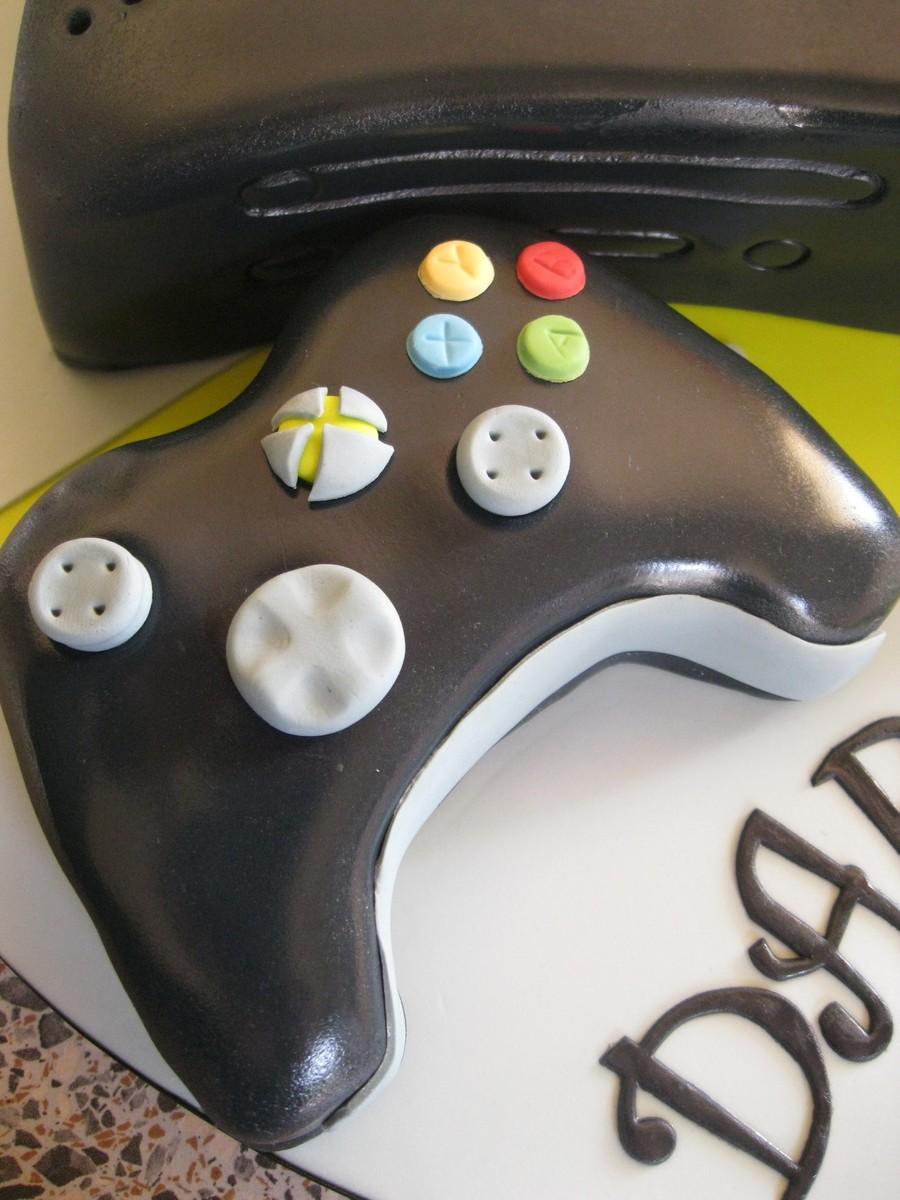 black xbox cakes - photo #6