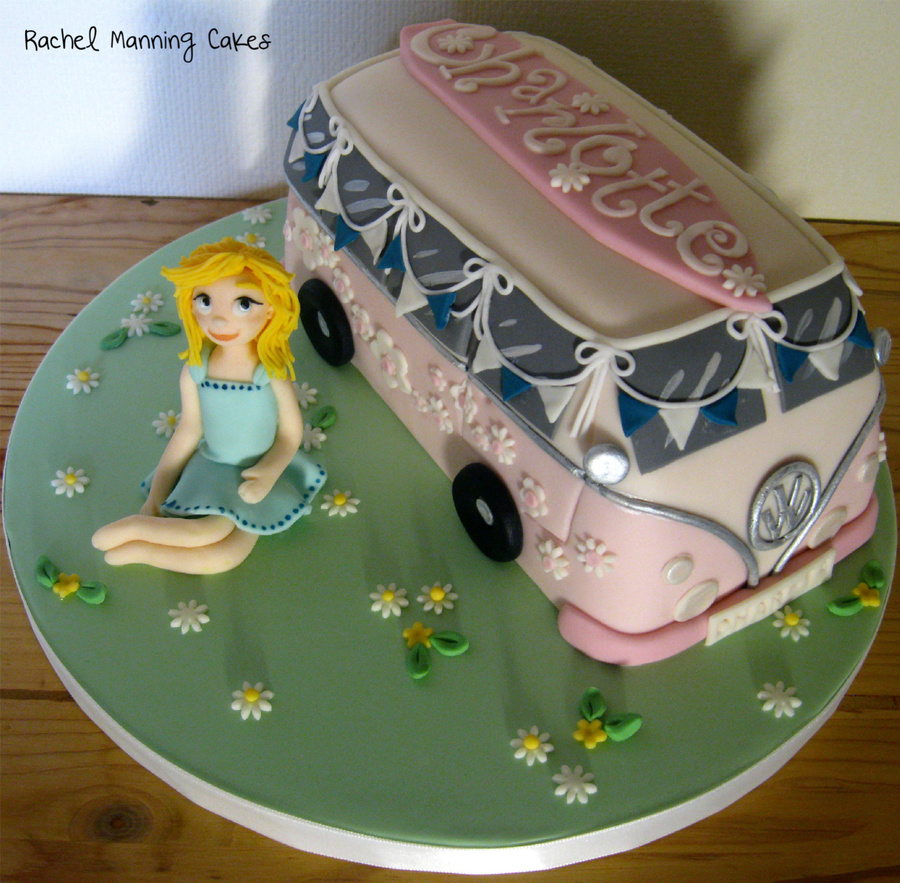 Vw Campervan Cake Recipe