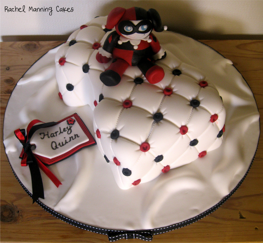 Harlequin Cake Recipe