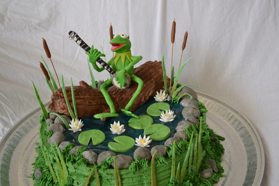 Kermit The Frog Cakecentral Com