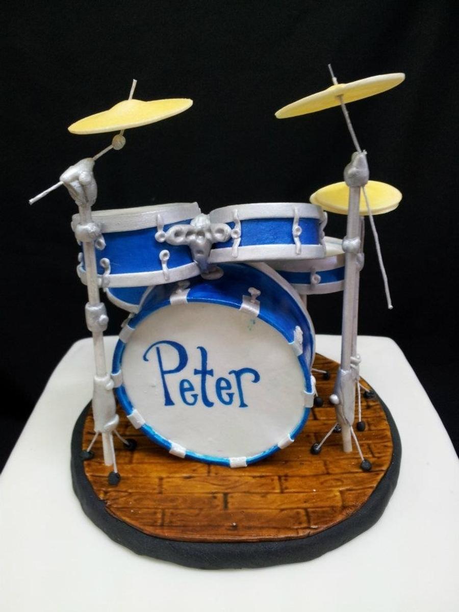 Drum Cake Cakecentral Com
