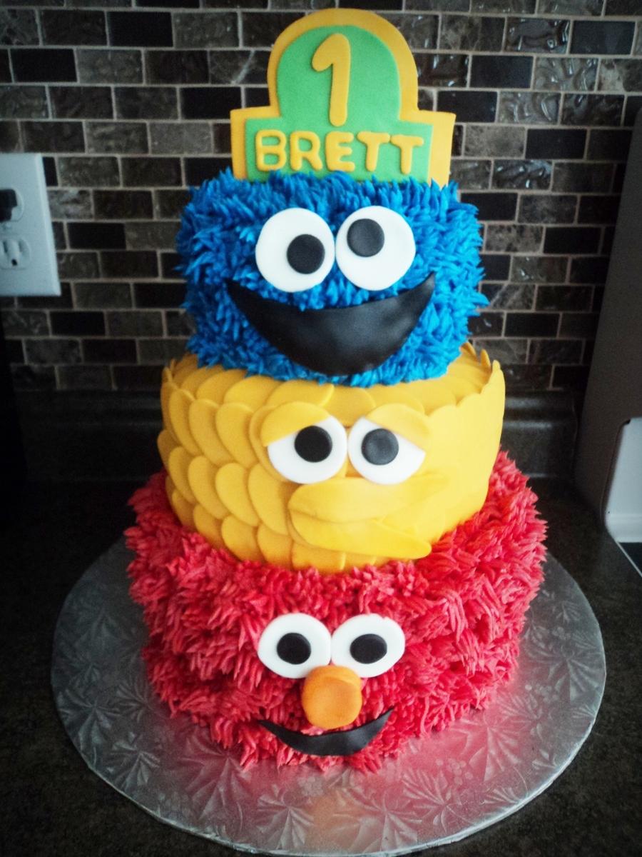 Sesame Street Cakecentral Com