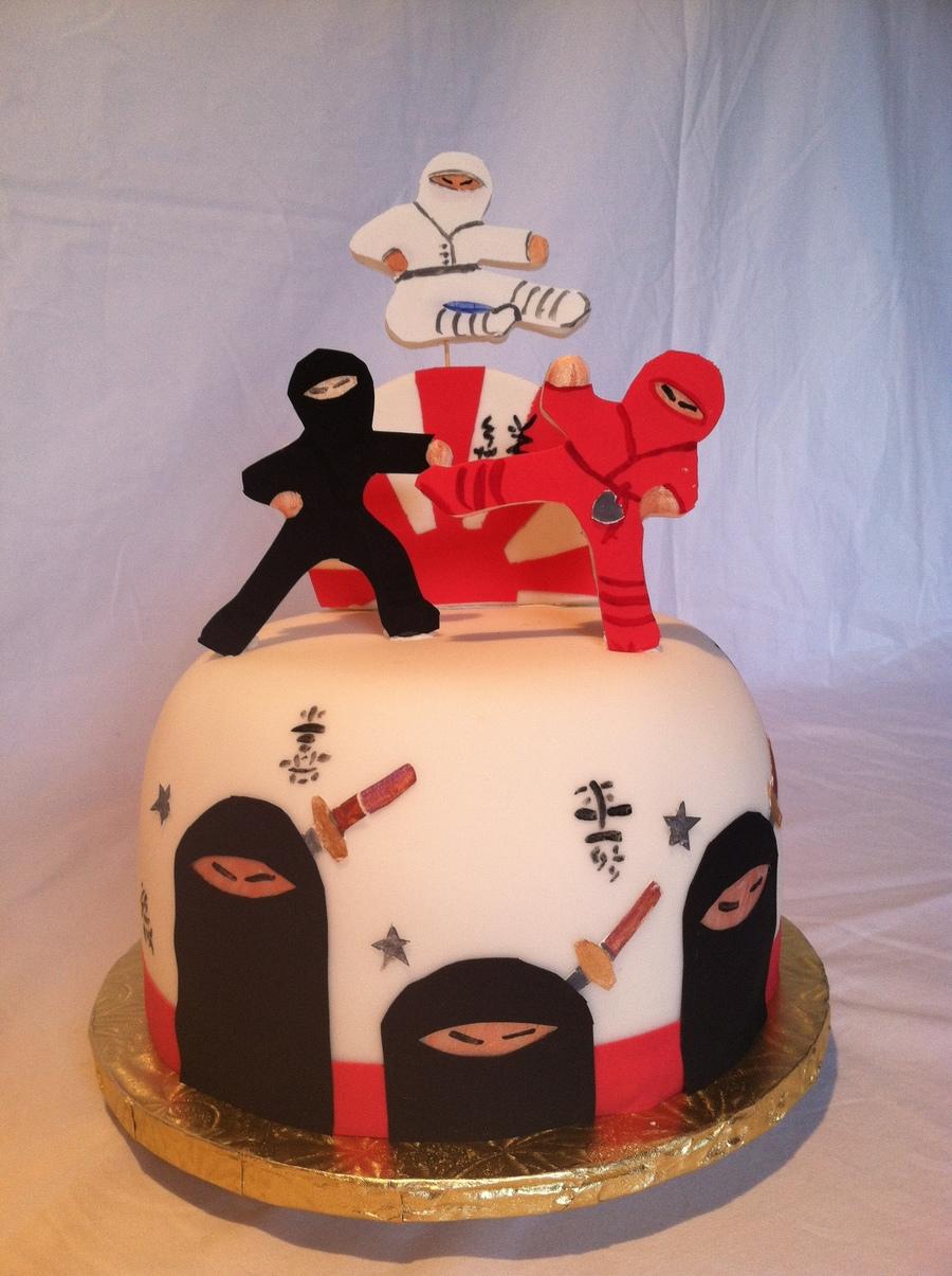 Cake Recipe Tall For Fondant