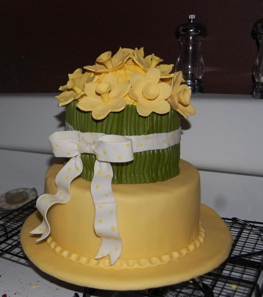 Dreaming Of Spring on Cake Central