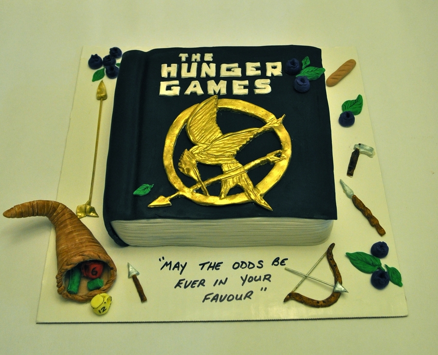 The Hunger Games Cakecentral Com